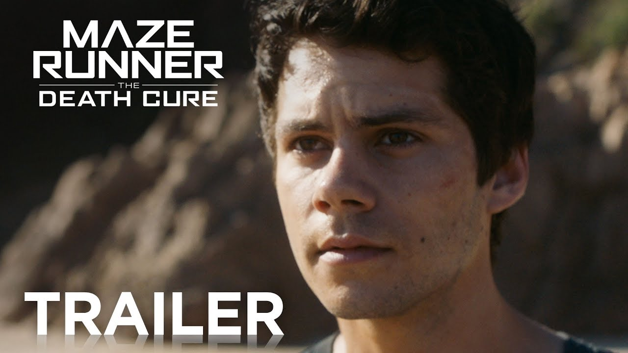 Maze Runner: The Death Cure Official Final Trailer