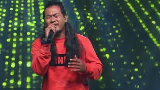 "Bibek Waiba Lama - ""Komal Tyo Timro"" - Live Show - The Voice of Nepal 2018"