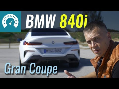 Bmw 8 Series Gran Coupe G16 Седан класса A - тест-драйв 3