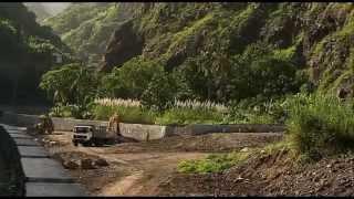 preview picture of video 'Infra-estruturas agrícolas prometem revolucionar agricultura em Santo Antão'