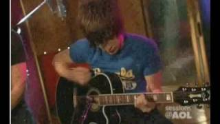 The Last Song The All American Rejects (Acoustic) (AOL Sessions)