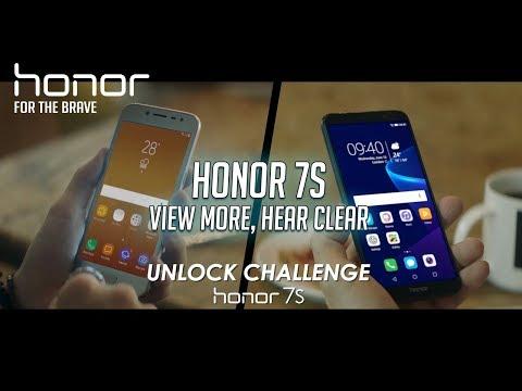 Honor 7S, Dual SIM, 16 GB, Gold kaina ir informacija   Mobilieji telefonai   pigu.lt