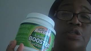 L A TOTALLY AWESOME LAUNDRY BOOSTER REVIEW
