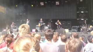 Chuck Ragan - The Trench - live at Rocco del Schlacko 2013