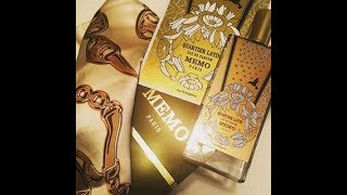 Memo - Quartier Latin: мнение об аромате