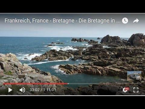 Frankreich, France - Bretagne - Die Bretagne in  Frankreich, ein Naturschauspiel 2016