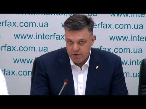 Interfax-Ukraine to host press conference by top five MP candidates from united forces of nationalists on Svoboda's election list