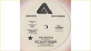 Gil Scott-Heron - The Bottle (1976, Brian Jackson, Original mix - Disco version)