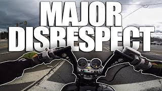 Major Disrespect...