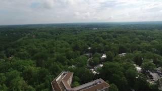 Drone fly over - Lake Fairfax and Reston VA
