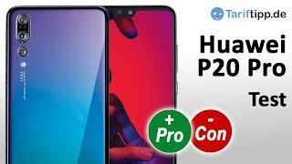 Huawei P20 Pro | Test (deutsch) der neuen #1 unserer Smartphone-Bestenliste