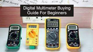 Digital Multimeter Buying Guide | Beginners