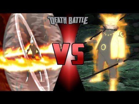 Naruto Uzumaki VS Aang   DEATH BATTLE!