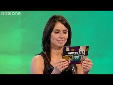Zvláštní žádost pro Christinu Bleakleyovou - Would I Lie to You?