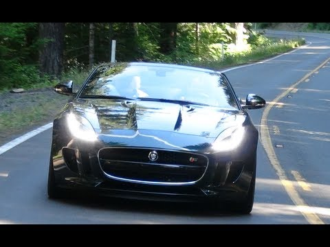 2014 Jaguar F-Type Race Track Ride & Drive