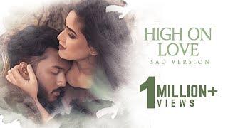 High On Love (Sad Version) Burning Cover | TeeJay | Yuvan Shankar Raja