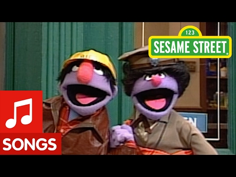 Sesame Street: Holding Hands with Biff (Song)