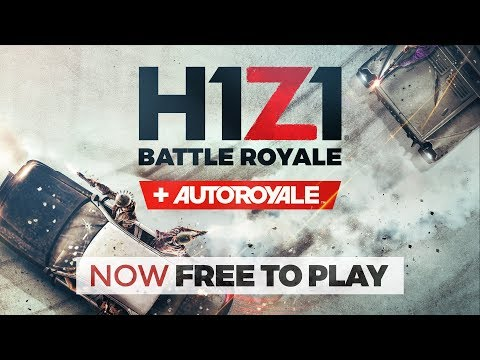 H1Z1 - Trailer d'annonce Free To Play de H1Z1