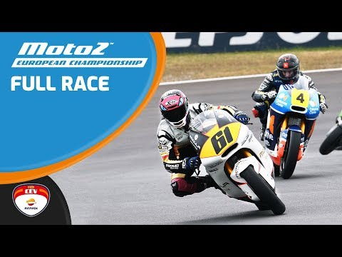 Race 2 Moto2™ European Championship Estoril FIM CEV Repsol