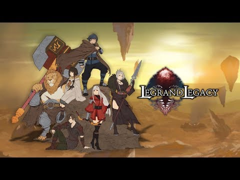Gameplay de Legrand Legacy: Tale Of The Fatebounds