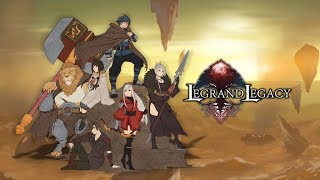 Legrand Legacy [Preview] [First 42 Minutes] - PC Gameplay