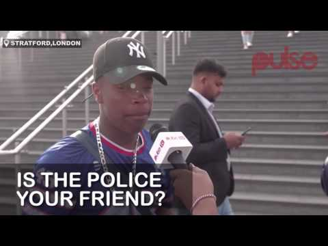 Is The Police Your Friend? | Pulse TV Vox Pop