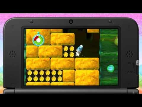 Видео № 0 из игры Yoshi's New Island [3DS]