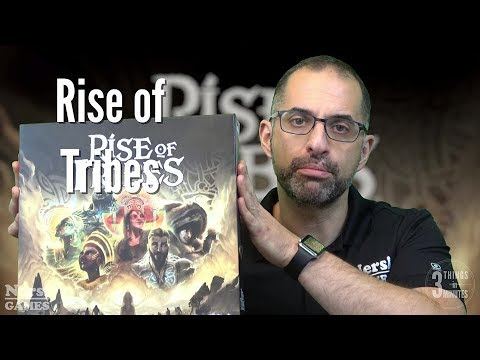 3 Things in 3 Minutes: Rise of Tribes Review