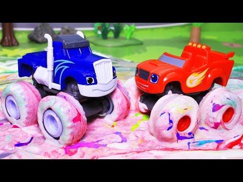 Развивающие мультики. Любимые игрушки в одном видео для детей Мультфильмы 2018