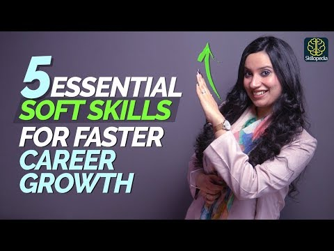 , title : '5 Soft Skills You Will Need To Grow & Be Successful In Your Career | Personal Development Training