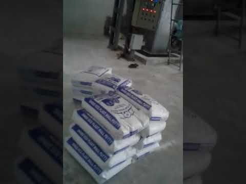 Valve Type Bag Filling System