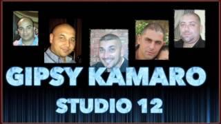 GIPSY KAMARO STUDIO 12 - SKLAMAL