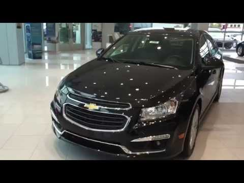 2015 Chevy Cruze LTZ at Bachman Chevrolet with RS Package Bachman Chevrolet