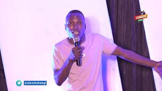 Alex Muhangi Comedy Store Dec 2018   Machete