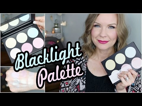 Blacklight Highlight by BH Cosmetics #9