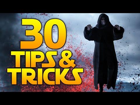 Star Wars: Battlefront – 30 TIPS & TRICKS YOU SHOULD KNOW!