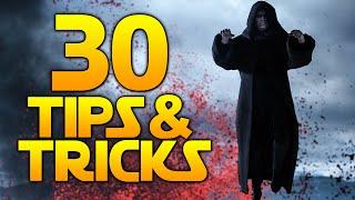 Star Wars: Battlefront - 30 TIPS & TRICKS YOU SHOULD KNOW!