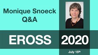 Monique Snoeck: Q&A Session