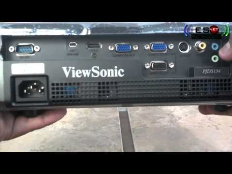 Unboxing Proyector ViewSonic PJD5134 | HD
