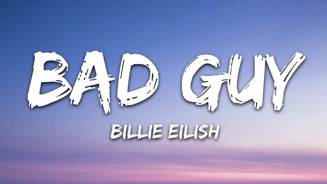 Billie Eilish Bad Guy MP3 Free Download