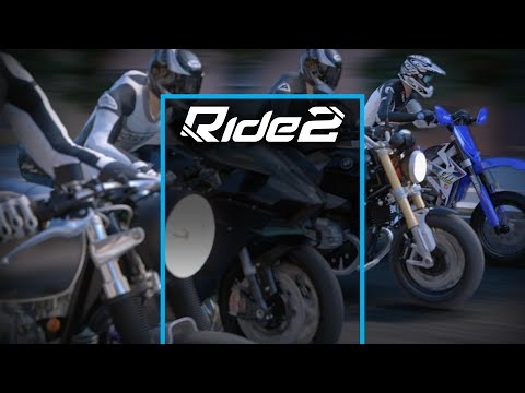 Ride 2 - First Showcase Trailer thumbnail