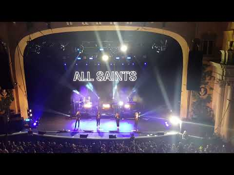 Download All Saints Pure Shores Live On Totp Video 3GP Mp4