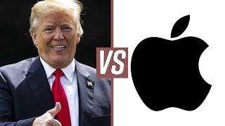 Trump's Tariffs vs Apple - Explained