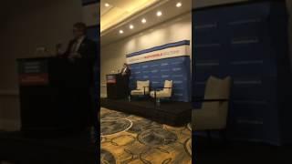 Perriello, Northam at Gun Violence Forum in Alexandria, VA (5/21/17)