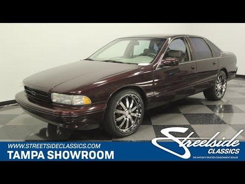 Video of '96 Impala - NV4M