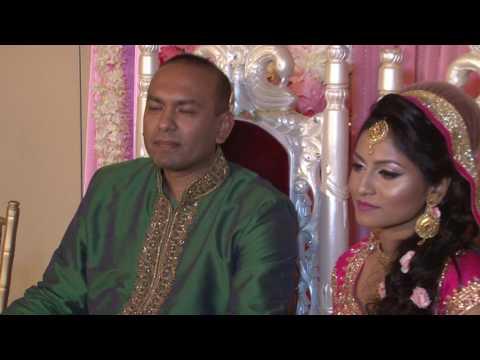 Sanjeeda's Full Wedding Trailer - 2016