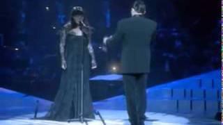 Sarah Brightman _ Antonio Banderas - The Phantom Of The Oper.flv