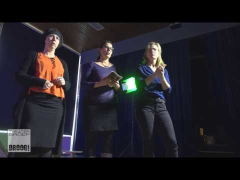 Theatergroep Droog uit Lelystad brengt jubileumstuk ook in Dronten