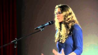 Who is writing the future? Felicia Sobhani at TEDxYouth@Crocetta
