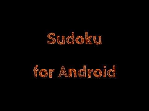 Vídeo do Sudoku Fun